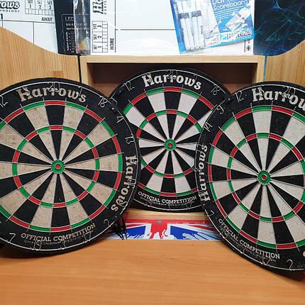 Фирменный набор для игры в дартс Harrows Англия, фото 2