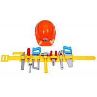 Инструменты с каской на поясе   ТЕХНОК