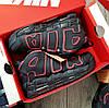 Зимние мужские кроссовки Nike Air More Uptempo с мехом (2 ЦВЕТА), фото 4