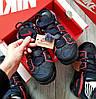 Зимние мужские кроссовки Nike Air More Uptempo с мехом (2 ЦВЕТА), фото 6