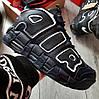 Зимние мужские кроссовки Nike Air More Uptempo с мехом (2 ЦВЕТА), фото 2