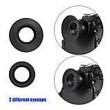 1.51X видоискатель с фиксированным фокусом окуляр наглазник лупа для Canon Nikon sony Pentax Olympus Fujifilm, фото 3