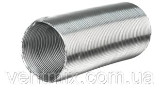 Воздуховод гибкий алюминиевый d 100/3