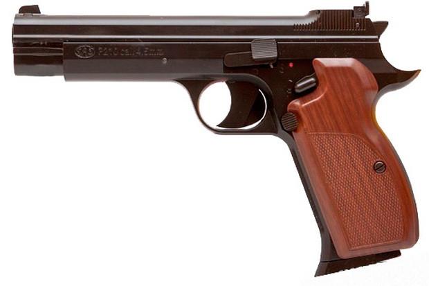 Пистолет пневматический SAS P 210 Blowback (4.5мм)