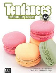 Tendances A2 Livre de l'élève avec DVD-ROM