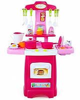 Детская кухня интерактивная игровая BabyMaxi-003 для детей (дитяча інтерактивна ігрова кухня для дітей)