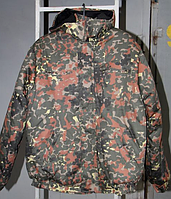 Куртка зимняя комуфляжная для охоты и рыбалки