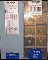 SNMG 250924E RM Grade T 9226 PRAMET твердосплавная квадрат двухсторонний