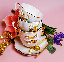 Чайный набор на 4 персоны Принцесса 55-2894