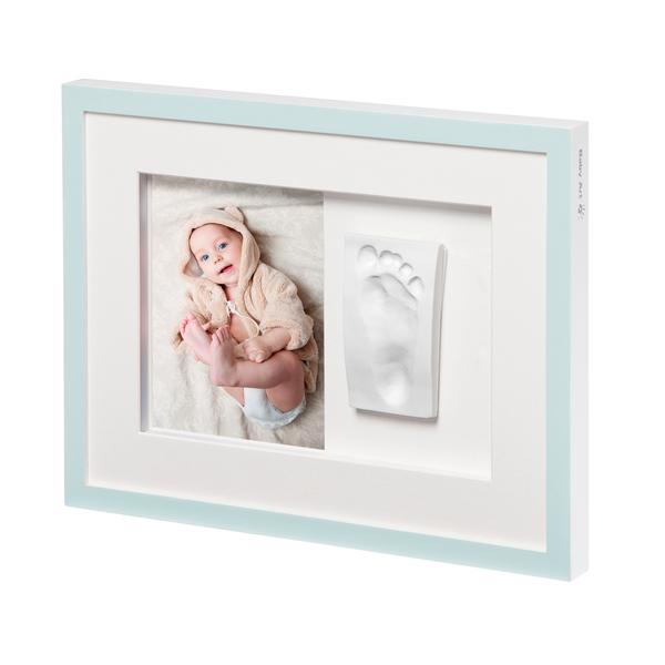 Baby art - Настенная рамка для создания отпечатка ручки или ножки малыша, Кристалл, NEW