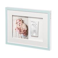 Baby art - Настенная рамка для создания отпечатка ручки или ножки малыша, Кристалл, NEW, фото 1