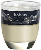 Свеча ароматическая в стекле антитабак Bolsius (57648)