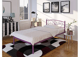 Кровать кованая Лилия (Мини) Тенеро 80(90)х190(200)