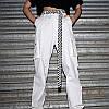 Ремень Пояс City-A Belt 130 см Клетка Черный, фото 6
