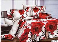 3D Семейное постельное белье Ranforce - Sakura