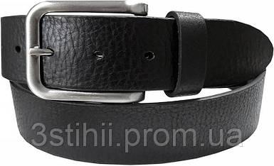 Ремень мужской Tony Perotti Cinture 405 nero Черный 130 см