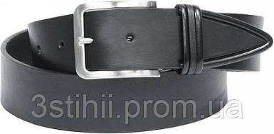 Ремень мужской Tony Perotti Cinture 407 nero Черный 125 см