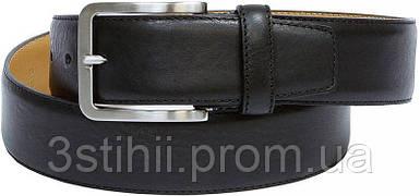Ремень мужской Tony Perotti Cinture 600/40 nero Черный 125 см