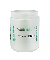 Маска для тонких волос Treating Mask For Fine Hair ING PROFESSIONAL 1000 мл