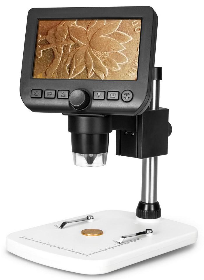 Цифровой микроскоп Levenhuk DTX 350 LCD