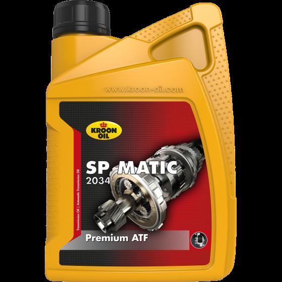 Трансмиссионное масло Kroon Oil SP Matic 2034 (1л)