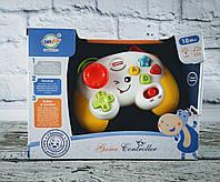 Развивающая игрушка для самых маленьких Музыкальный Джойстик В коробке QF366-035