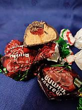 Цукерки АСОРТІ великі з горіхами та фруктами в кондитерському шоколаді, 500 грам