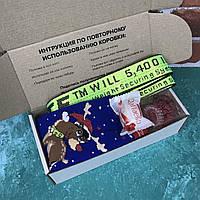 Подарочный Бокс City-A Box #50 для Мужчин и Женщин Набор Новый Год из 4 ед.