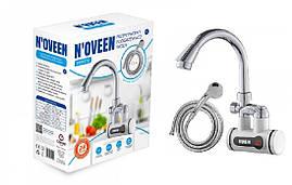 Водогреватель кран электрический проточный Noveen IWH370