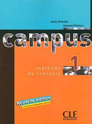 Campus 1 Livre de L`eleve