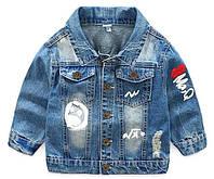 Детские джинсовые куртки,ветровки,батники и рубашки
