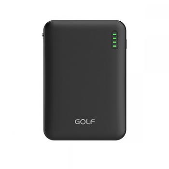 Портативная Батарея Golf G72 (5000mAh) Black