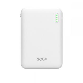 Портативная Батарея Golf G72 (5000mAh) White