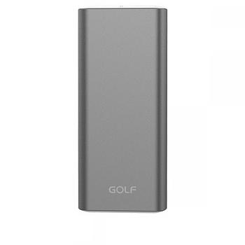 Портативная Батарея Golf G67 (5000mAh) Grey