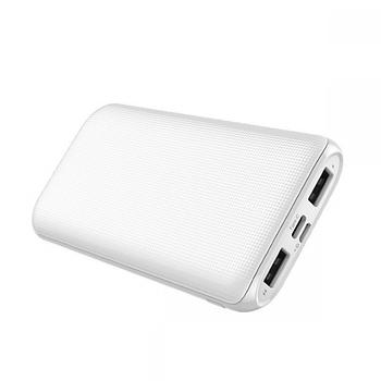 Портативная Батарея Golf G53PD (10000mAh) White