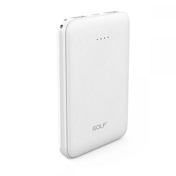 Портативная Батарея Golf G61 (5000mAh) White
