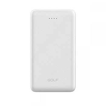 Портативная Батарея Golf G63 (20000mAh) White