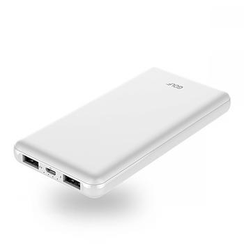 Портативная Батарея Golf G56 (10000mAh) White