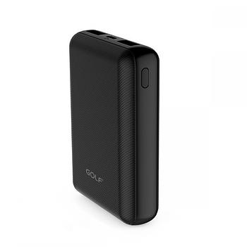 Портативная Батарея Golf G42 (10000mAh) Black