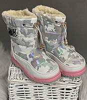 Красивые теплые зимние сапожки,сапоги,ботинки для девочки,Распродажа!!!, фото 1