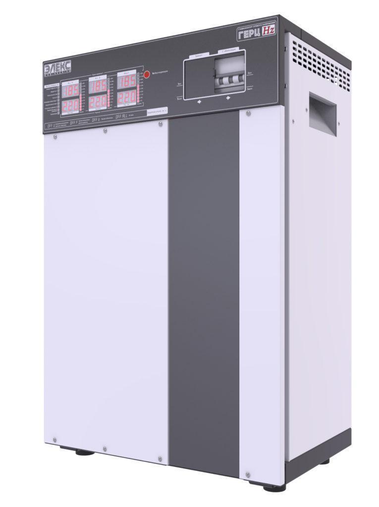 Стабилизатор напряжения трехфазный тиристорный Элекс Герц У 36-3/80 v3.0