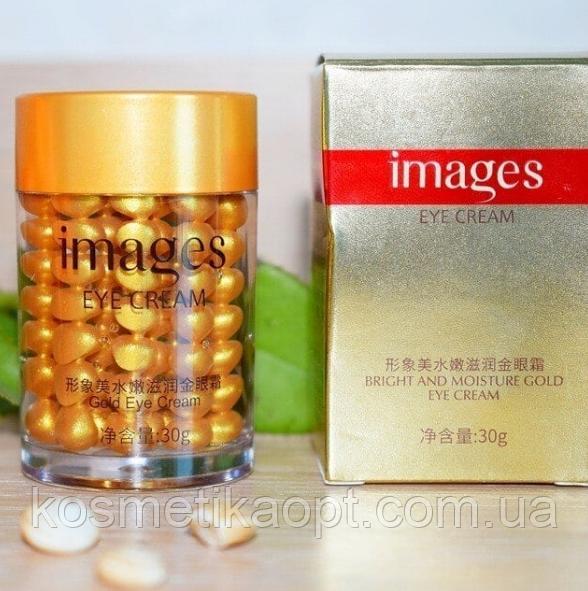 Крем для глаз BIOAQUA Images Gold Eye Cream (30г)