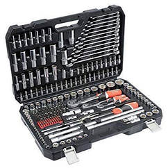 Набір ключів інструменту YATO 38841 216 предметів