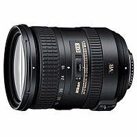 Объектив Nikon AF-S 18-200mm f 3.5-5.6G DX VR II Black JAA813DA, КОД: 1247279