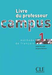 Campus 1 Livre du professeur