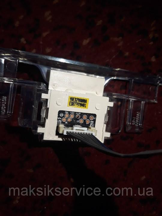 Кнопка включения, ИК приёмник, LED индикатор телевизора LG EBR77970401 42LB580V