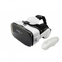 Очки виртуальной реальности + пульт + наушники. VR BOX. Шлем, фото 1