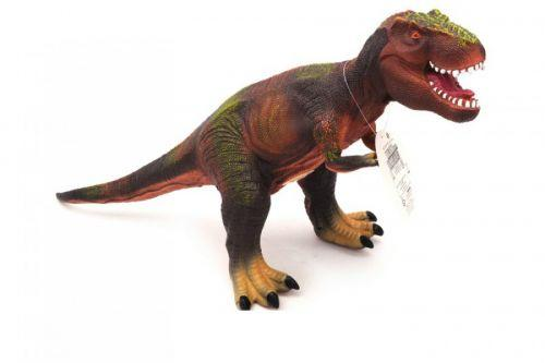 """Динозавр резиновый """"Тираннозавр"""", со звуком 33067-12 scs"""
