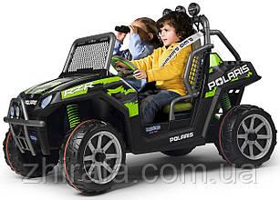Электромобиль Джип Peg-Perego Polaris Ranger RZR 24V Green Shadow