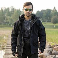 Куртка-штормовка мембранная с подстёжкой (ветровлагозащитная). Опт от 5 ед. Всё в наличии, фото 1